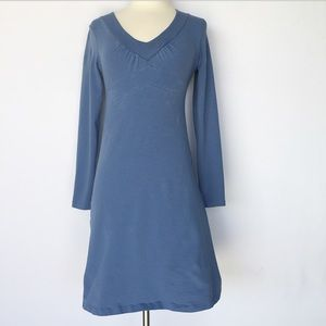 Athleta Organic Cotton Casual Dress
